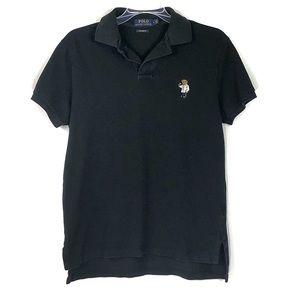 POLO RALPH LAUREN polo shirt size Medium polo bear